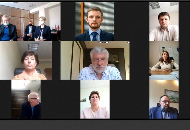 В АО «Равенство» состоялась первая онлайн-аттестация молодых специалистов