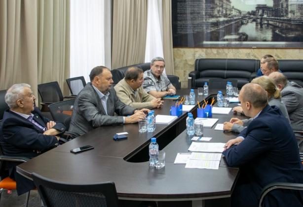 В АО «Равенство» состоялось совещание с представителями ОАО «РЖД»